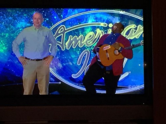 Hollywood Anderson American Idol audition
