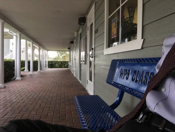 Windermere Prep High School bench