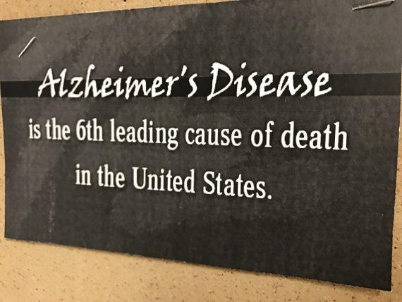Alzheimers disease statistics