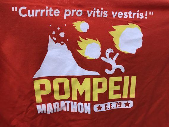 Pompeii tee shirt
