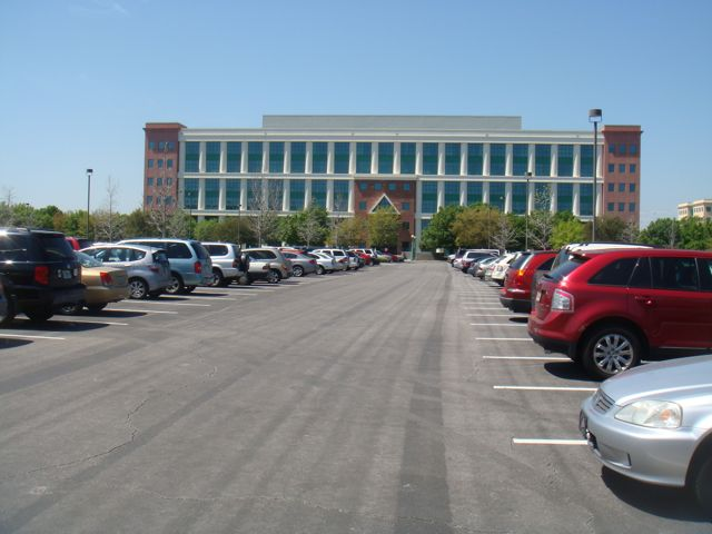 The Office Building Where jeff noel Works