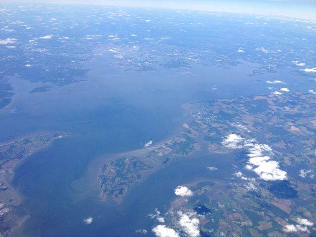 Chesapeake Bay?