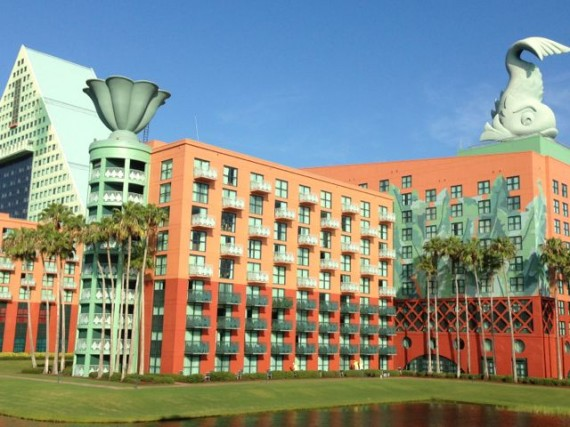 Disney's Dolphin Resort