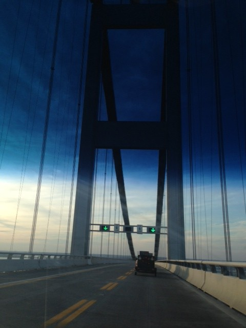 Chesapeake Bay Bridge (photo: Lorie Sheffer)