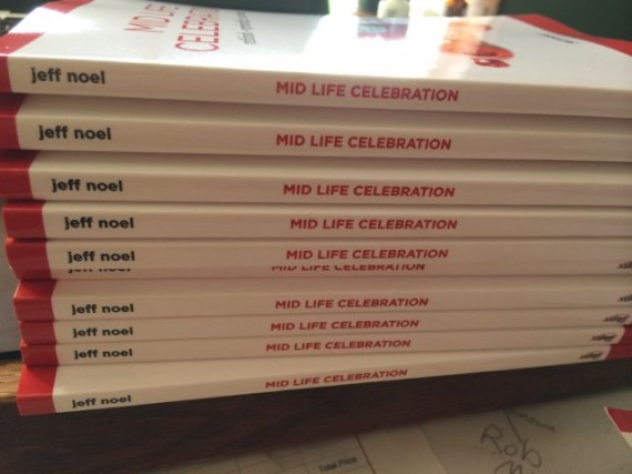 Midlife Celebration book spine corrected