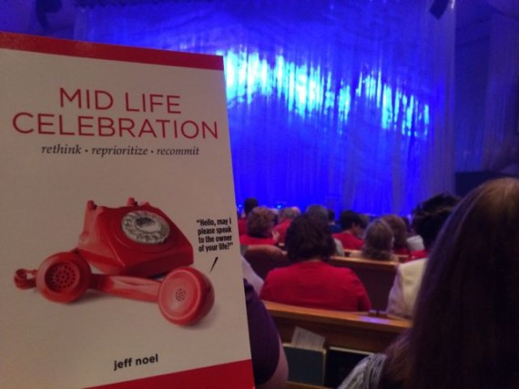 Mid Life Celebration, best selling book