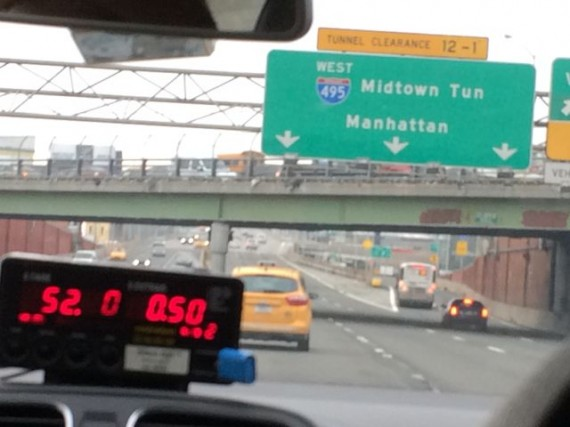 NYC Midtown Tunnel