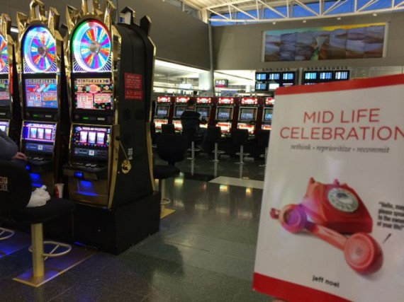 Mid Life Celebration book in Las Vegas