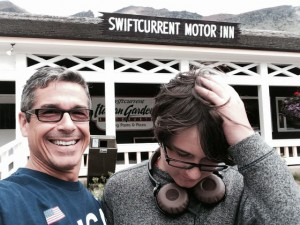 Swiftcurrent Motor Inn in Glacier National Park