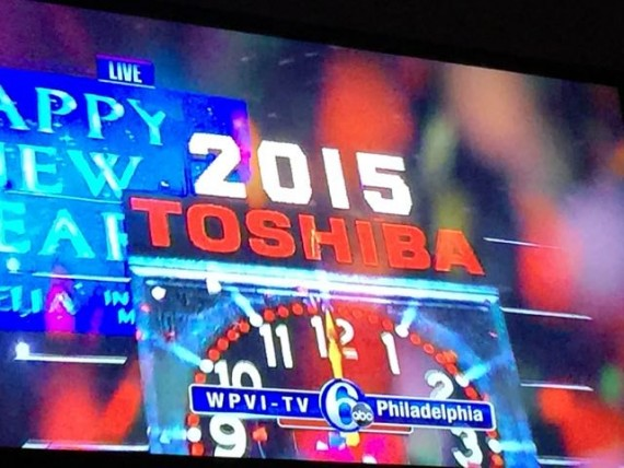Happy New Year 2015 Times Square