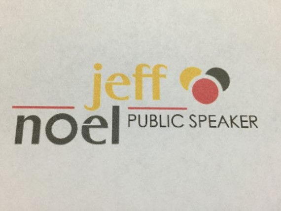 jeff noel early logo design sample