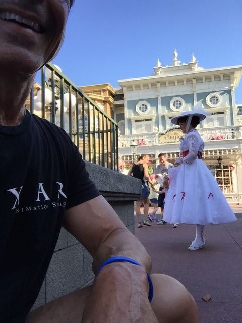 Disney Speaker with Mary Poppins