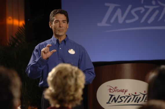 Disney Customer Experience Keynote Speaker jeff noel
