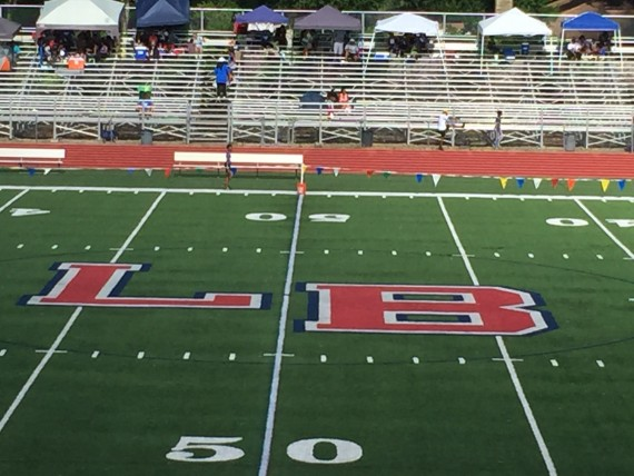 Lake Brantley High School Football Stadium