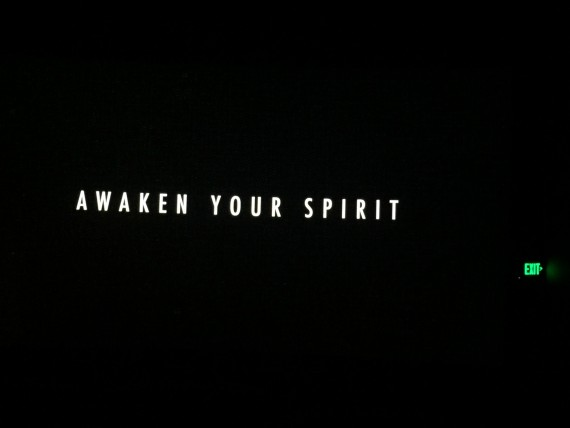 Movie tagline for Hillsong