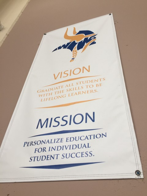 West Orange High School vision and mission statements