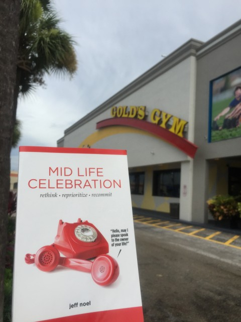 Midlife Celebration books