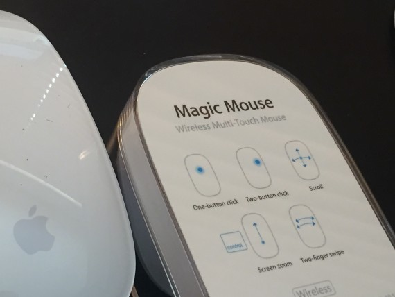 Apple Magic Mouse box