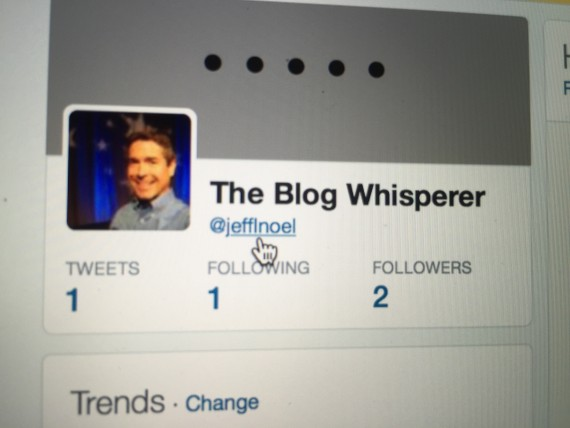 The Blog Whisperer