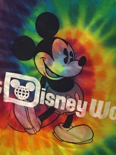 Walt Disney World tee shirt