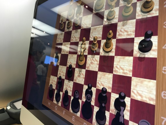 Apple Chess app