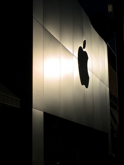 Apple Store Apple logo