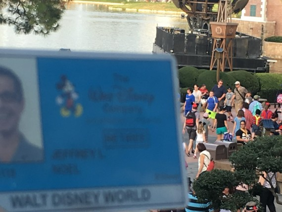 Disney Retiree ID