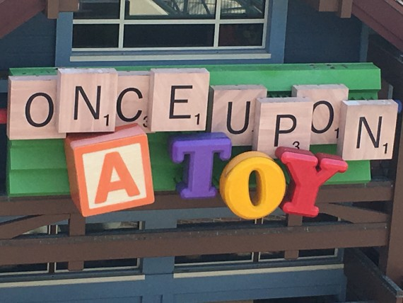 Once Upon A Toy Store