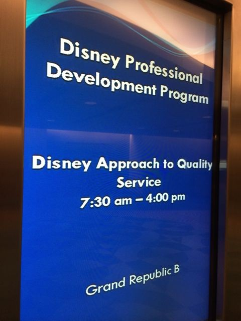 Disney Conference Speakers