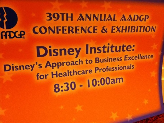 Disney Institute Healthcare Keynote 2011