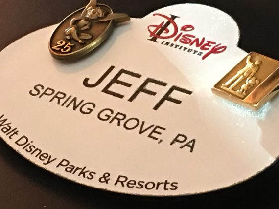 Executive coach from Disney jeff noel